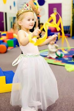 Playaway Dance and creative movement classes for kids