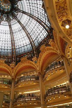 1893, Galeries Lafayette