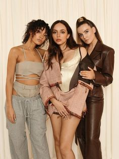 Little Mix Jesy, Little Mix Style, Little Mix Girls, Perrie Edwards, Jesy Nelson, Little Mix Photoshoot, Litte Mix, La Girl, Vogue