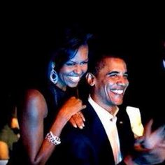 Mr. President and The First Lady of the United States: The Obama Family #blacklove
