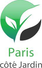 Logo blog Paris côté jardin