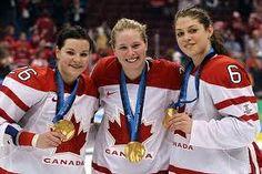 women team canada hockey - Google Search