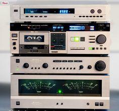 Hitachi HiFi Stereo System