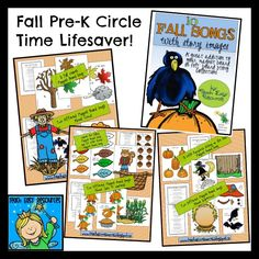 This collection of songs is a favourite in my classroom.  Easy to learn, fun to perform.  Part of my go-to collection every Fall!