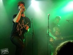 I Am Giant live in Holland: rocking in unexpected places (photo by 123NZ)