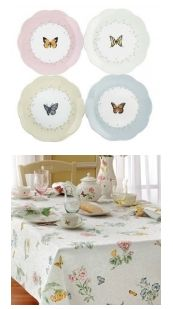 Cute Easter Table Setting