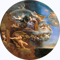The Athenaeum - Allegory of Air (Francesco Albani - )