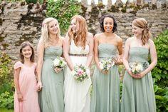 Bridesmaid Dresses: Coast