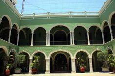 Merida Gouverneurspalast, Mexiko