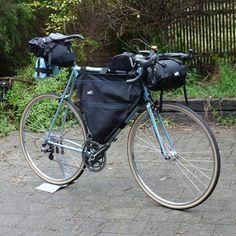 Kumo Cycles Bikepacking