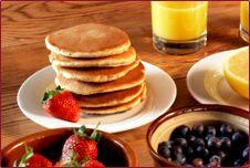 Whole-Wheat Pancakes