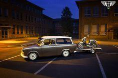 Starring: Trabant 601 Kombi By Kay