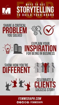 Stories are a powerful tool in human communication. To read a story is to feel an experience and to synchronize our minds with the subject of the story.   Brand stories should be told with the brand persona and the writer's personality. Boring stories won't attract and retain readers, but stories overflowing with personality can.  So, are you ready to share your story to promote your business? Let's talk about it via video call, shall we? SEND US A MESSAGE NOW or visit our site… Business Sales, Brand Story, Build Your Brand, Promote Your Business, Let Them Talk, Storytelling, Digital Marketing, Promotion, Budgeting