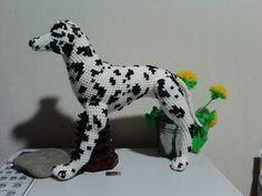 Грациозный Долматин!, ч.1. Graceful Dalmatian!, р.1 Amigurumi. Crochet. Крючком. - YouTube