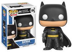 Batman POP Vinyl Figures