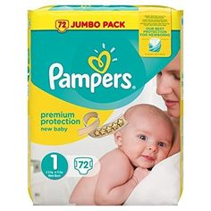buy now £24.89 – New Pampers New Baby offers unbeatable protection for  newborn skin – 64b56b93513