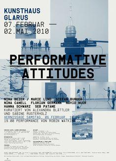 Poster, Kunsthaus Glarus,ELEKTROSMOG, Zürich