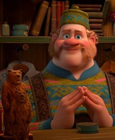 """QUIZ: """"Which """"Frozen"""" Character Are You.You got Oaken: You are the best character in this film, scratch that, IN LIFE. Just look at you. You are progressive, wear the best clothes, and make everyone smile. Frozen Big Summer Blowout, Disney Magic, Disney Frozen, Frozen 2013, Frozen Movie, Oaken Frozen, Pretty Little Liars Spoilers, Frozen Memes, Carl Y Ellie"""