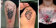 Anatomical Heart Tattoo Designs In 2020 150 Meaningful Heart Tattoos Ultimate Guide April 2020 Human Heart Tattoo, Heart Tattoo Images, Black Heart Tattoos, Heart Tattoo Designs, Tattoo Designs And Meanings, Tattoos With Meaning, Up Tattoos, Body Art Tattoos, Cool Tattoos