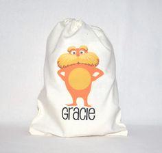 Dr. Suess favor bags
