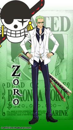 Roronoa Zorro film gold