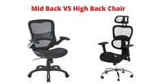 #mibback #vs #versus #highback #back #chair #officechair High Back Office Chair, High Back Chairs, Lower Back Support, Chair Height, Bad Posture, Ergonomic Office Chair, Furniture Market, Cool Chairs