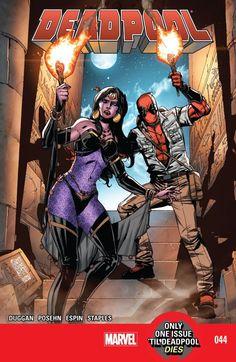 Deadpool (2012-) #44