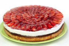 """NapadyNavody.sk   Koláčik """"Ranná rosa"""" s kokosovým prekvapením vo vnútri Tiramisu, Cake Recipes, Ethnic Recipes, Desserts, Cakes, Pink, Dump Cake Recipes, Postres, Easy Cake Recipes"""