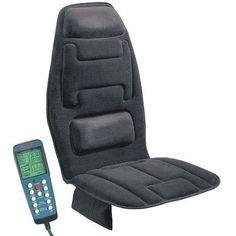 Comfort Products Ten Motor Massaging Seat Cushion
