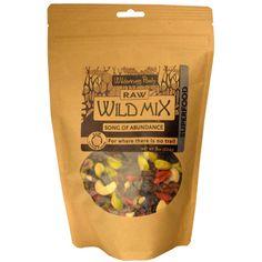 Wilderness Poets, Raw Wild Mix, Song of Abundance, 8 oz (224 g)