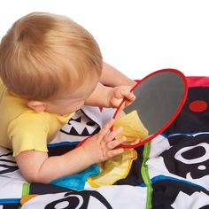 Playmat, Wimmer Ferguson Crawl & Discover Mat: Manhattan Toy   Manhattan Toy
