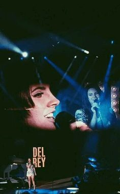 Lana Del Rey in Mountain View,CA #LDR #Endless_Summer_Tour