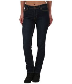 CARHARTT CARHARTT - SLIM FIT NYONA JEANS (TRUE BLUE INDIGO) WOMEN'S JEANS. #carhartt #cloth #