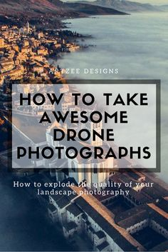 Aerial Photography | Drone Technology | Landscape Photograph Tips | #dronetutorial #landscapes #aerialshots