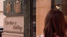 Cartier's Building, where Blair tries to find out how much the cost of expensive watch that Chuck gifts Eva