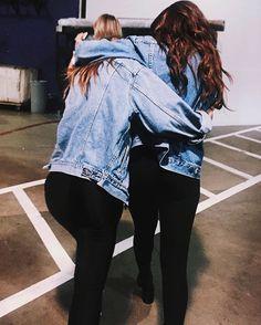 Theresa Mingus and Selena Gomez