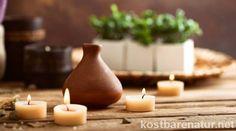 Wärmendes Massageöl herstellen für kalte Tage