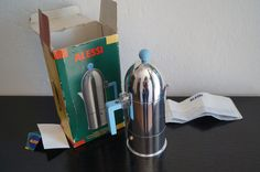 Weiteres - Vintage Espresso Kanne Alessi La Cupola - ein Designerstück von Fr_T bei DaWanda