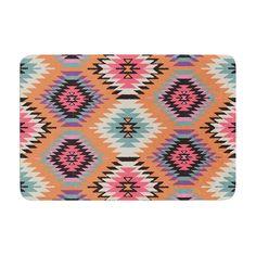KESS InHouse Amanda Lane Navajo Dreams Memory Foam Bath Mat - AL1012ABM01