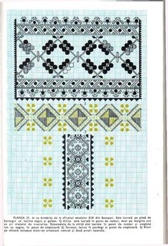 Hand Embroidery, Embroidery Designs, Simple Cross Stitch, Folk, Projects To Try, Bullet Journal, Costumes, Traditional, Quilts