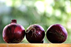 red onions ready to be chopped...