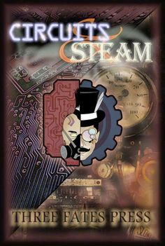 Dani J Caile - quirky, yet sardonic: 'Circuits & Steam' coming soon!