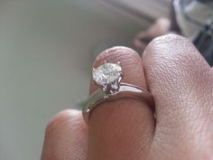 Show me your Tiffany enagement rings and wedding bands - Weddingbee | Page 2