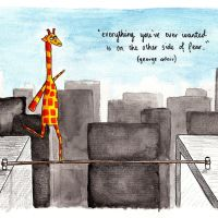 Motivating Giraffe | Daily inspiration from the worlds tallest mammal