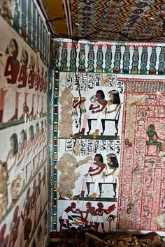 ARCE team is on fire. Second 18th Dynasty tomb to be discovered in a week - This new discovery alongside the tomb discovered last week, will open the door to new discoveries in the near future which require more work to unveil new scientific and archaeological facts.