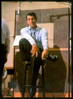 Call me old fashioned, cheesy or whatever, but I love Dean Martin.