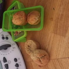Recipe Carrot and Zucchini Luncbox Muffins by Bernie The Thermies Mum - Recipe of category Baking - sweet
