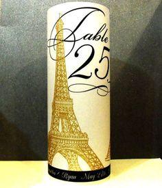 Eiffel Tower French