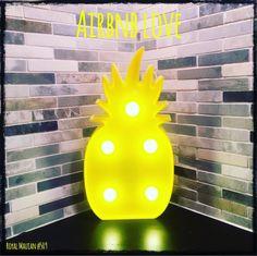 See this Instagram photo by @royalmauian509 •   Mahalo for the pineapple Airbnb. 🍍 🍍 🍍 🍍 🍍 #Airbnblove, #mahaloairbnb, #royalmauian509