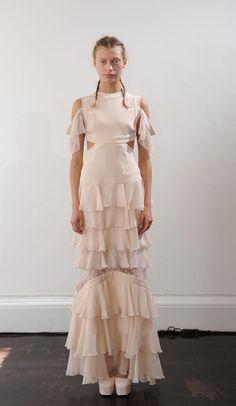 Houghton Spring/Summer 2017 | https://www.theknot.com/content/houghton-wedding-dresses-spring-summer-2017